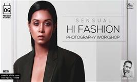 ABIR ROY -SENSUAL FASHION PHOTOGRAPHY WORKSHOP-MUMBAI