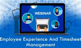 Employee Experience And Timesheet Management