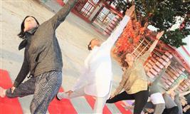 11 Days Family Yoga and Meditation Retreat in Rishikesh, India
