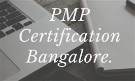 pmp certification bangalore
