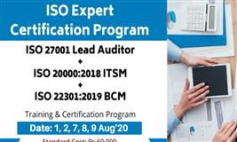 ISO Expert Lead Auditor Certification and Online Training Course from NovelVista