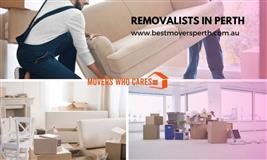 Hire the Best Removalists Perth