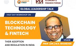 Workshop on Blockchain Technology and Fintech