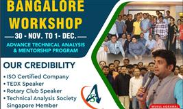 Join Our Technical Analysis Workshop in Bangalore
