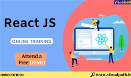 React JS training in hyderabad