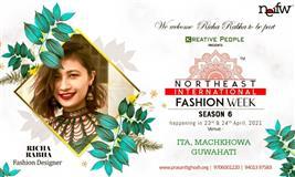 Northeast International Fashion Week 2021
