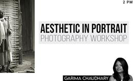 AESTHETIC IN PORTRAIT - PHOTOGRAPHY WORKSHOP