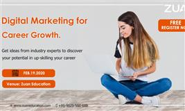 Digital Marketing for Career Growth