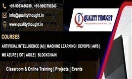 Data science training hyderabad- Qualitythought