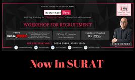 Workshop for Recruitment For Business Owner At SURAT
