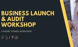 Business Launch and Audit Workshop by Industry Experts