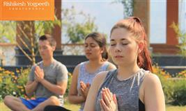 200 Hour Yoga Teacher Training in Rishikesh Yogpeeth, India.