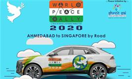 World Peace Car Rally 2020