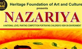 NAZARIYA,  National Level painting Competition for Children (Online)