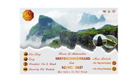 One Day Trek to Harishchandragad