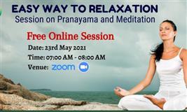 Easy Way To Relaxation - Pranayam & Meditation