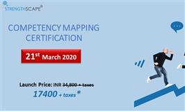 Competency Mapping Certification