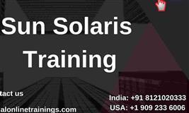 Sun Solaris Training | Sun Solaris Administration Online Training