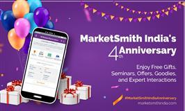 #MarketSmithindiaAnniversary
