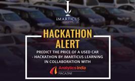 HACKATHON - PREDICT THE PRICE OF A USED CAR WITH DATA SCIENCE