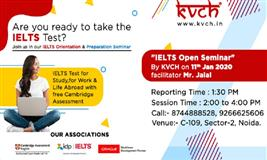 """ELTS Open Seminar"" By KVCH On 11 Jan 2020 - KVCH"