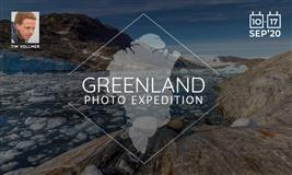 Greenland Photography Tour
