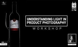 Understanding Lights in Product Photography Workshop