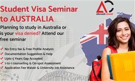 Attend Free Counselling for Study Visa to Australia