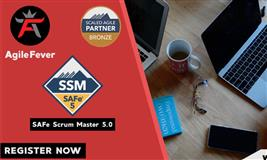 SAFe Scrum Master 5.0  | Online Certification | Agile Fever | SSM | Training