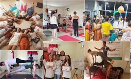 500 Hr Yoga Teacher Training in Rishikesh