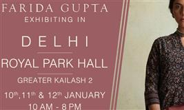 Farida Gupta Delhi Exhibition (GK-II)