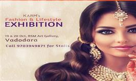 KARM - Lifestyle And Fashion Exhibition at Vadodara - BookMyStall