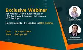 HCC Coding Webinar by Vee Technologies