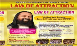 Law of Attraction by Internaionally Renowed Spiritual Master Dr.Sri Sri Ramachandra guruji