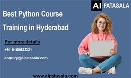 """Attend Free Demo on """"Career in Python Programming"""" By AI Patasala  on Sunday 11th July 2021"""