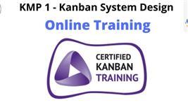KMP1 - Kanban System Design Online WorkShop