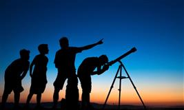 Telescope Astronomy- A Night with stars