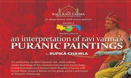 An Interpretation of Ravi Varma's Puranic Paintings by Rupika Chawla