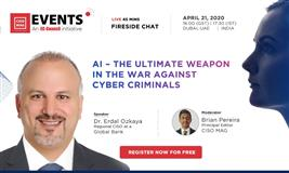 AI- The Ultimate Weapon in the War against Cyber Criminals