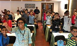 Science Boot Camp for School Students - Cochin