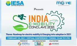 8th India E-Mobility Conclave (IMC)
