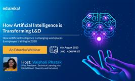 How Artificial Intelligence is Transforming L&D?