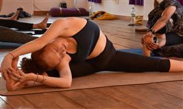 200 hour hatha ashtanga yoga teacher training in Rishikesh, India