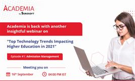 Top Technology Trends Impacting Higher Education in 2021