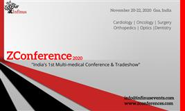 Zconference 2020 - India's 1st multi-medical summit & tradeshow