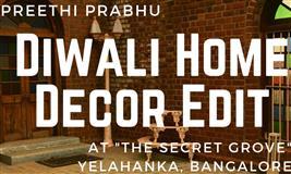 Preethi Prabhu Diwali Home Decor Edit
