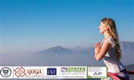 27 Days 200-Hour Yoga Teacher Training and Vipassana Retreat in Rishikesh, India