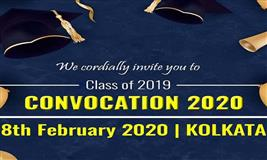 Convocation Ceremony cum Symposium - Kolkata