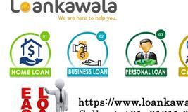 Instant Personal loan, Car loan, Home loan, business loans - Loankawala.com