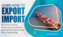 Learn import Export business from Home